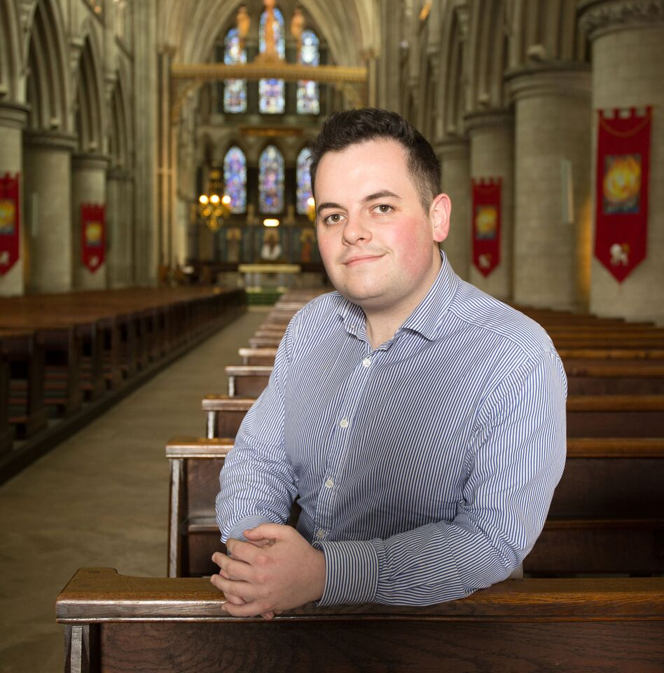 Daniel Justin 2015 St John The Baptist Cathedral Norwich