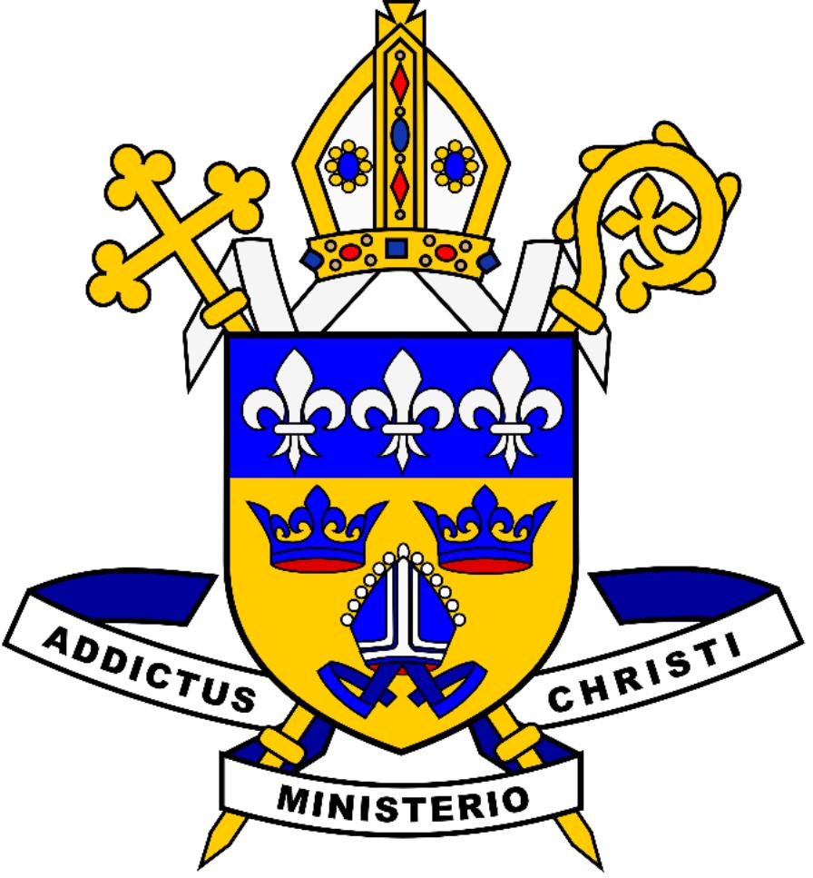 RC Diocese of East Anglia Crest 2015