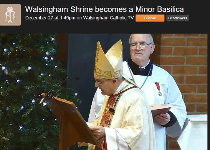 RC-Shrine-Walsingham-given-Minor-Basilica-Bishop-Alan-Hopes